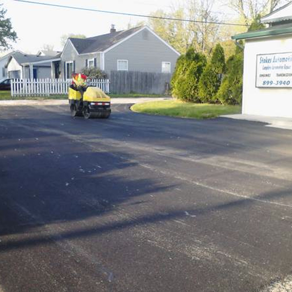 Asphalt Hot Tar & Chip